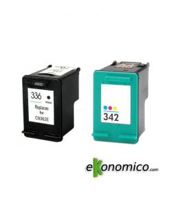 HP 336 XL / HP 342 COMPATIBLE