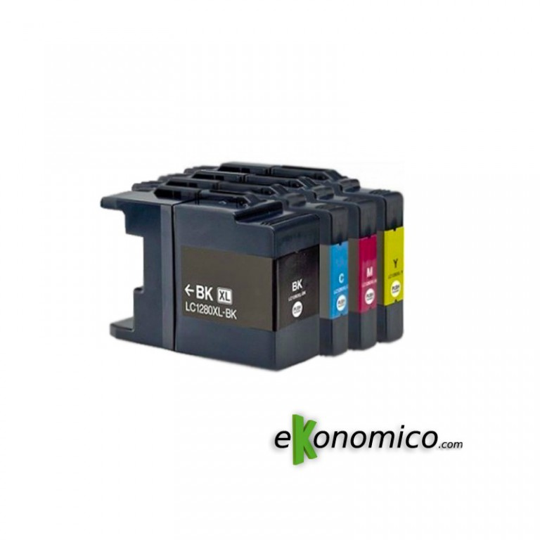 BROTHER LC1280 XL COMPATIBLE